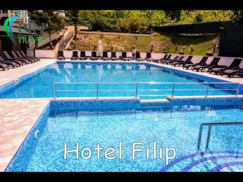 Hotel Filip 4* Jezioro Ochrydzkie -  Macedonia Pin Travel