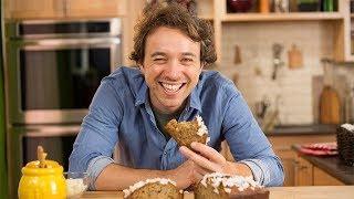 Frankie Celenza Teaches You How to Make His Mom's Friend's Banana Bread!
