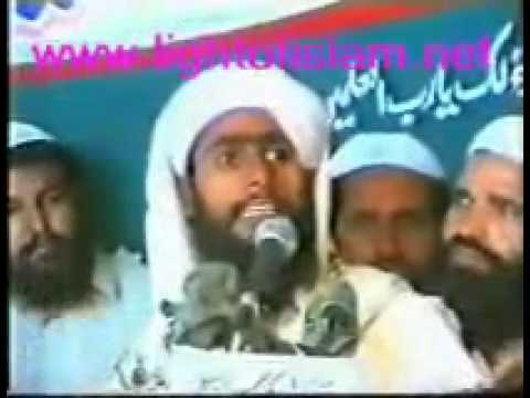 1/2Mubahila on Fire (Gustakh Wahabio ko Ibratnak Shikast)