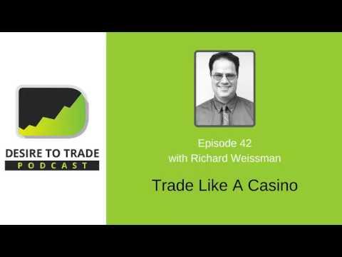 042: Trade Like A Casino - Richard Weissman | Trader Interview