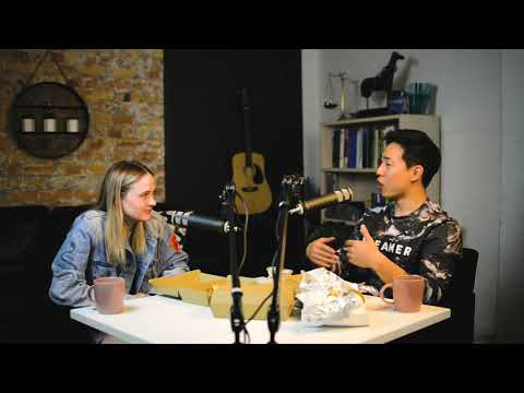 EP 1: Interview with Nela Zisser - Competitive Eater Turned Doctor?!