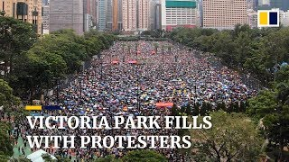 hong-kong-protesters-fill-victoria-park-for-anti-government-protest