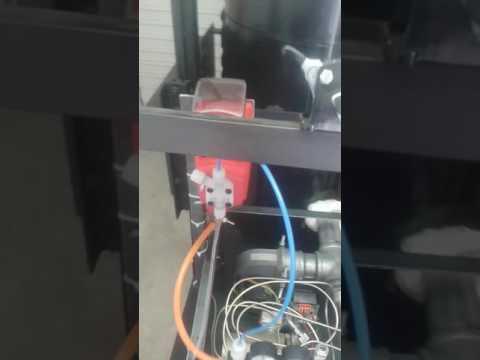 Oil burning metal and glass melting furnace DIY