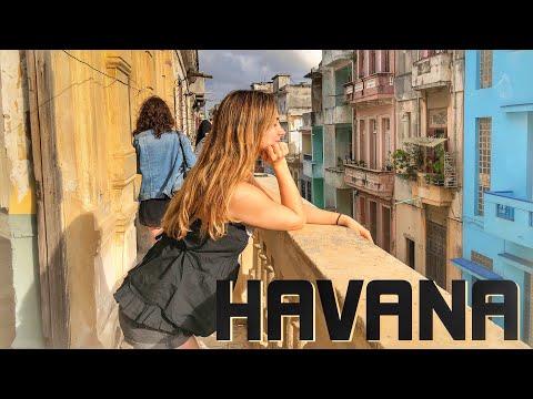 I made it to HAVANA, CUBA - Cuba Travel Diaries Day 1 - ALEXANDRA JANE