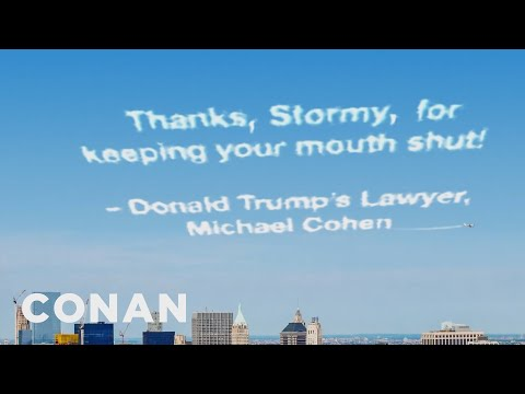 Trump Lawyer Michael Cohen's Many Mistakes  - CONAN on TBS