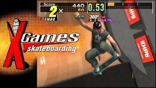 ESPN X Games Skateboarding ... (PS2)