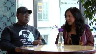 Mahsa Vahdat & Mighty Sam McClain - Scent of reunion interview part 1