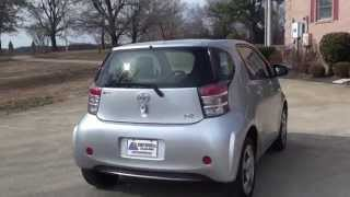 HD VIDEO 2012 TOYOTA SCION IQ SILVER USED FOR SALE WWW SUNSETMILAN COM