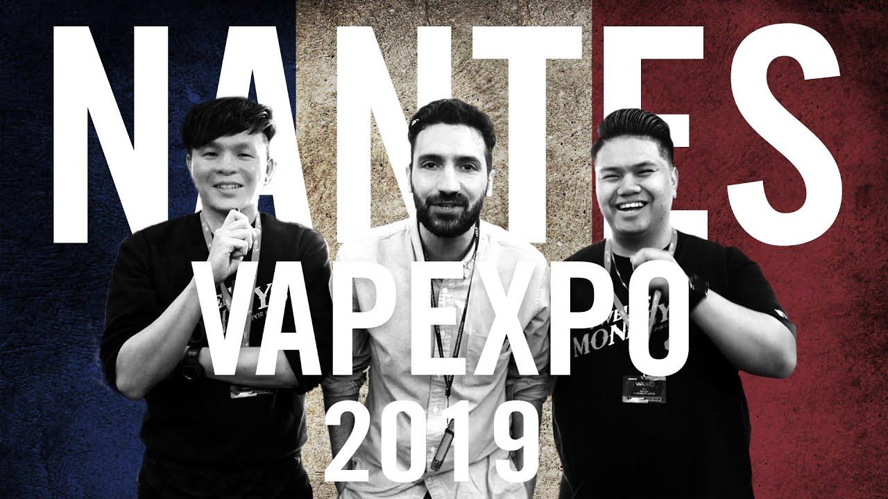 Vapexpo Nantes 2019 - 12 Monkeys Vapor Co  Vlog