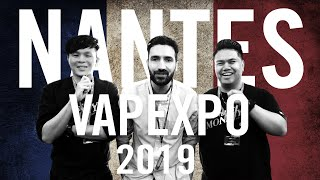 Vapexpo Nantes 2019 - 12 Monkeys Vapor Co. Vlog