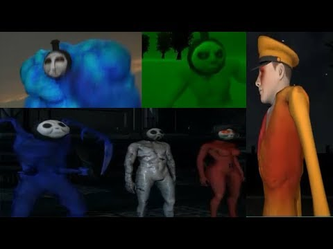 Thomas the Slender Engine Redux DEMO   Chapter 1, 2 Completed