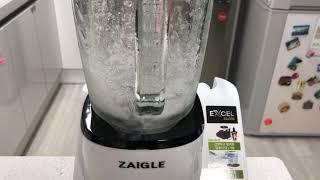 자이글 ZM-BV151G 얼음분쇄 테스트