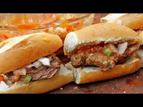 Salsa Criolla para Sandwiches y Carne! Receta de Locos X el Asado