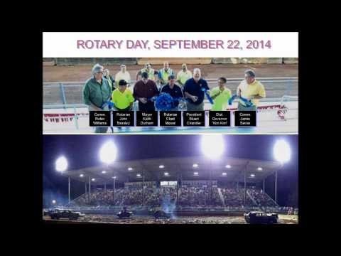 Introduction to Rotary Day at the Middle Tennessee District Fair