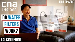 Do Water Filters Really Purify Your Water?   Talking Point   Full Episode