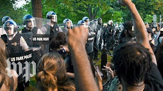 WATCH: House hearing on police use of force against protesters in Lafayette Square
