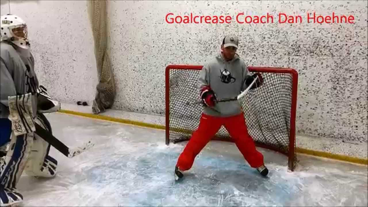 Goalcrease Angle And Depth Drill Youtube