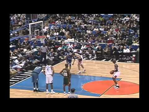 1997 NBA All Star Game {6}