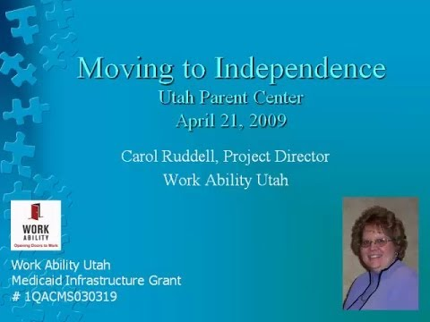 Planning for Employment for Students with Disabilities 4 21 2009