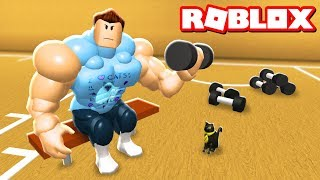 BECOMING FIT IN ROBLOX