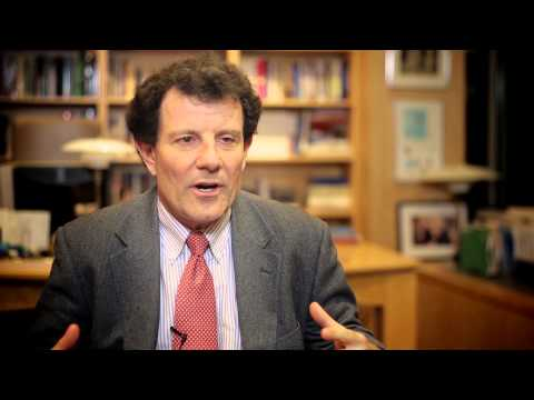 The Global Observatory interviews Nick Kristof