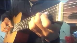 So In Love (Love Story in Harvard OST) guitar solo