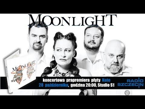 Koncert zespołu Moonlight w Radiu Szczecin