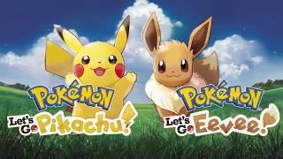 Pokemon: Let's Go Pikachu! / Let's Go Eevee! Trailer - English