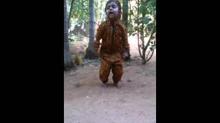 Thigalkaa ' s dance for Tamil 'Pulli  Pulli  Mane'