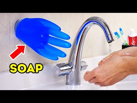 20 COOL DIY SOAP IDEAS