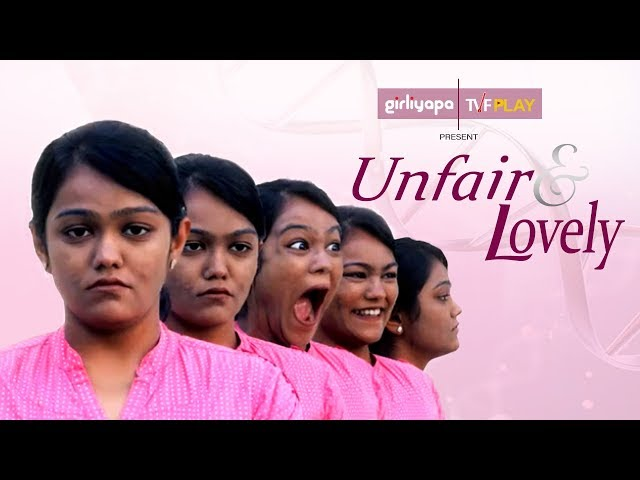Unfair & Lovely feat. Khushbu Baid & Jizzy | Girliyapa Spotlight