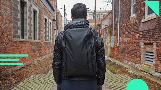 WANDRD DUO Daypack Review   20L Everyday Camera Backpack