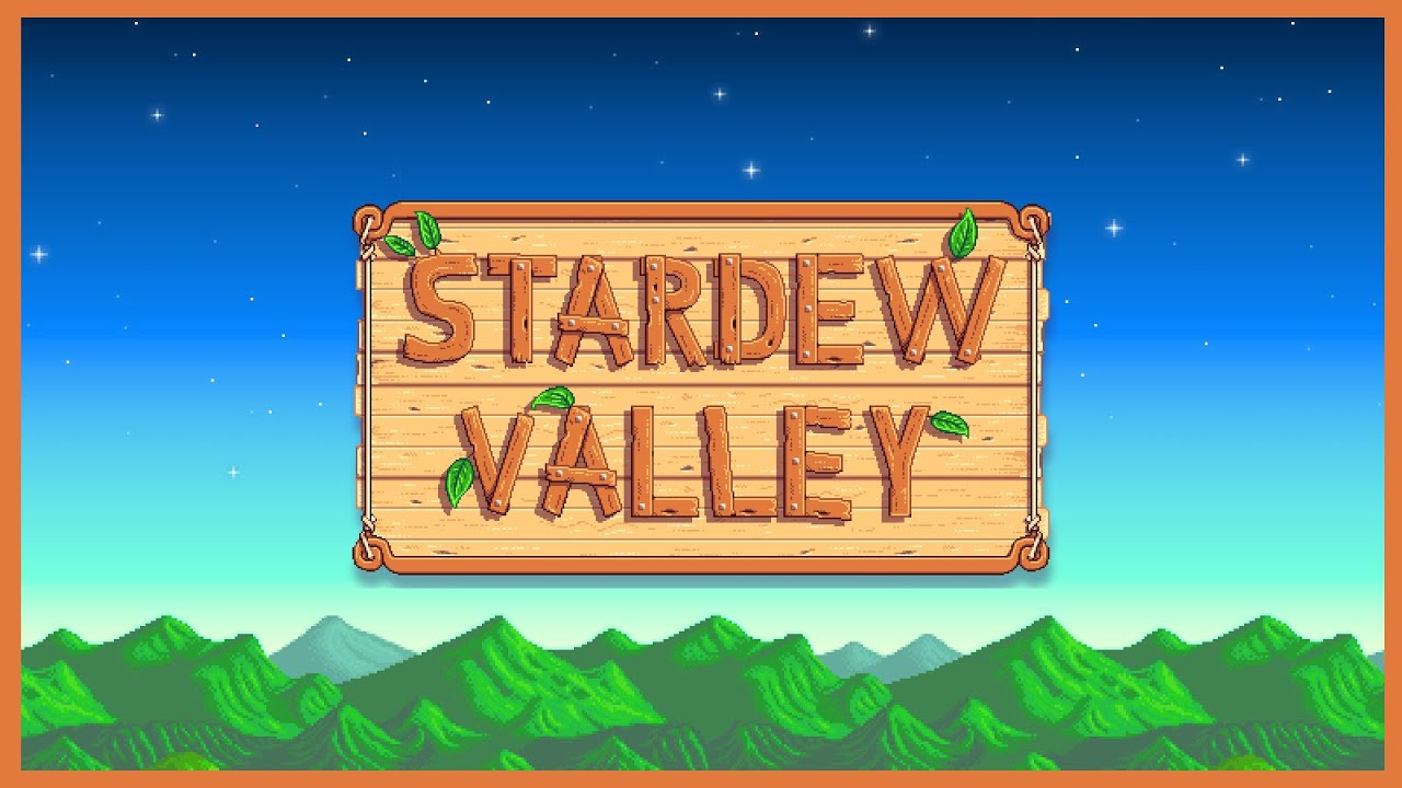 Phed Farm! - Spring 1, Year 1 - Stardew Valley - YouTube