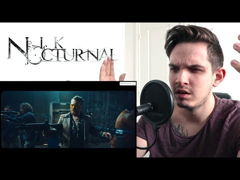 Metal Musician Reacts to Asking Alexandria | The Violence |