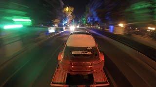 Автокросс дорога до Курска