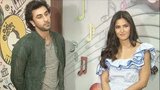 Ranbir Kapoor And Katrina Kaif's Most Awkward Moments During Jagga Jasoos Promotions