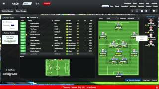 Football Manager 2013 Gameplay the Journey Season 2 ep.1