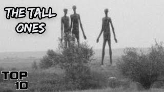 Top 10 Scary Visitors That Came From Space
