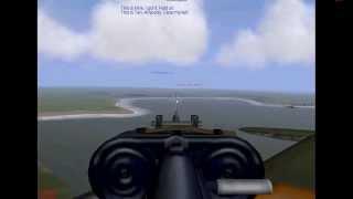 He 111 Crimean Torpedo Mission  - Flight Simulator History Lessons