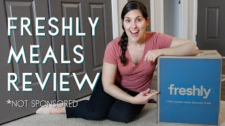 Freshly Meals Review 2021 (Not Sponsored!)