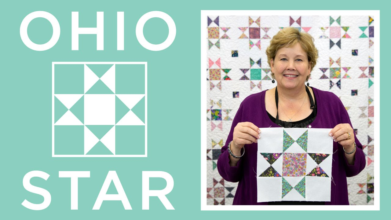 The Ohio Star Quilt - YouTube : ohio star quilt shop - Adamdwight.com