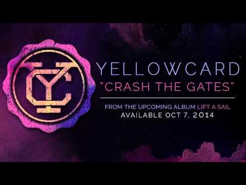 Yellowcard - Crash The Gates (audio)