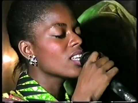 Kinshasa DRC 1995 PROPHETIC SERVICE