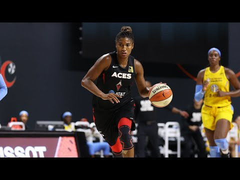 Angel McCoughtry Scores 25 PTS In 2020 WNBA Debut (July 26, 2020)