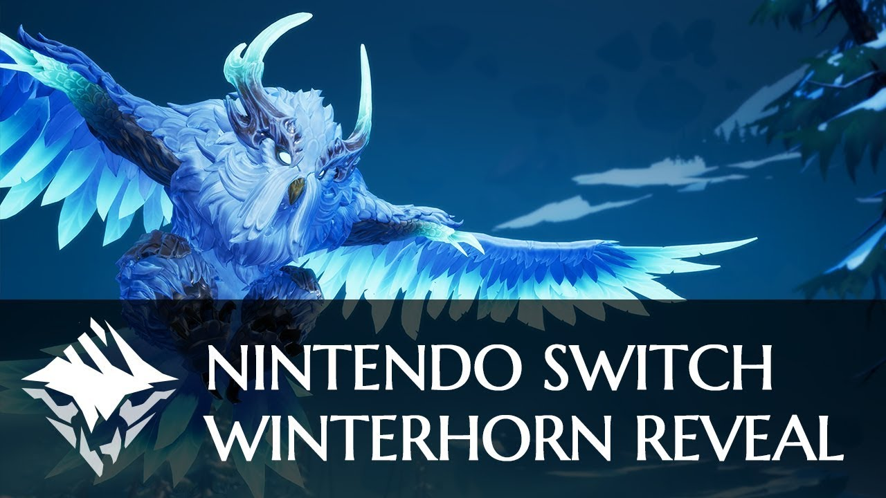 Dauntless brings free-to-play monster-slaying to Nintendo Switch