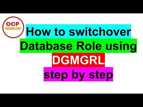 Using DG-Broker how to switchover Primary and standby roles | Live Proof 💯% working