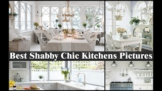 20+ Best Shabby Chic Kitchens Pictures