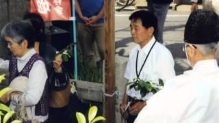平成27年北畠顕家没後678年記念慰霊祭