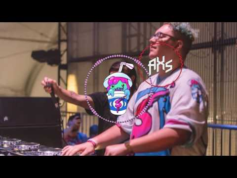 Panda VS Purple Lamborghini VS Heroes VS One More Time (Slushii Mashup)