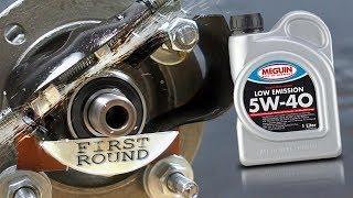 Meguin Low Emission 5W40 Jak skutecznie olej chroni silnik?